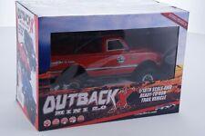 FTX FTX5522R Outback Mini Patriot Trail Ready 4WD 1:18 RTR Rosso modellismo