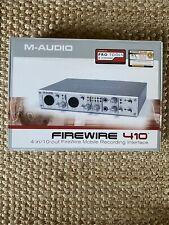 M-Audio FireWire 410 Digital Recording Interface