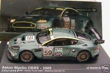 ASTON MARTIN DBR9 #59 2005 24 HEURES DU MANS IXO 1/43 ALTAYA BRABHAM TURNER