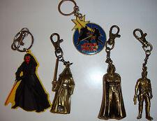 lot porte clés star wars