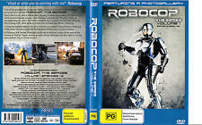 Robocop:Vol 1-1994-TV Series USA-2 Episodes-DVD