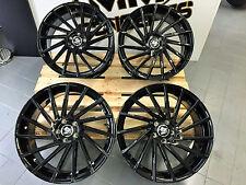 19 Zoll Ulta Wheels UA9 Felgen Schwarz 5x114,3 Alufelgen Gutachten CVT Storm Neu