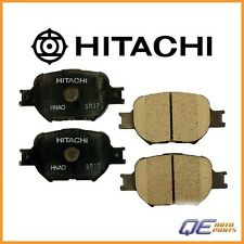 Front Hitachi Disc Brake Pad Set D817H Fits: Scion tC Toyota Celica 1999 - 2009