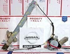1998-2004 Nissan Frontier Xterra Front Driver Side Power Window Regulator Motor