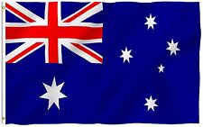 Anley Australian Flag Australia Banner Polyester 3x5 Foot Country National Flags