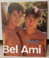 Rare Bel Ami Intimate Friends Gay Nude Photography Book By  Bruno Gmunder