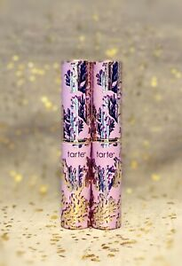 2x~Tarte SEA Quench Lip Rescue Balm in Rose~Full Size~NWOB~Ships Free~