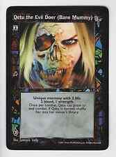 Qetu the Evil Doer (Bane Mummy) Final Nights V:TES VTES