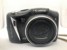 Canon PowerShot SX130 IS 12.1MP Digital Camera w/12x Zoom [Parts/Repair]