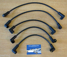 MG MGB/ MGB GT 25D Plug Lead/ HT Lead Set (GHT106) (Top Entry Type)