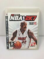 NBA 2K7 Playstation 3 (PS3)