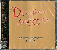 DARYL HALL & JOHN OATES-DARYL HALL & JOHN OATES 12INCH...II-JAPAN CD E25