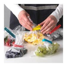 IKEA BEVARA Plastic Food Storage Bag Sealing Clips 30-Piece Mixed Set - Multicoloured (903.391.72)