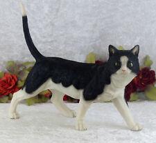 Katze Skulptur Gartenfigur Kater Figur Deko Katzenfigur Tierfigur Figur Tier Neu