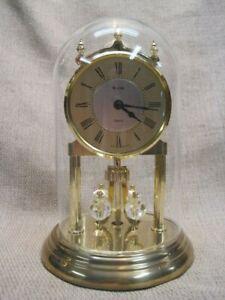 "9"" Vintage Kenninger & Obergfell (KUNDO) Torsion Anniversary Clock - working"