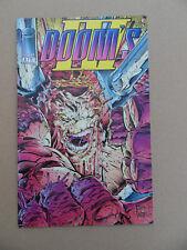 Doom's IV  2 . Rob . liefeld . Image 1994 . FN +