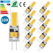 10X G4 LED Ampoule Capusule AC/DC12V AC220V Dimmable Remplace Ampoule Halogène