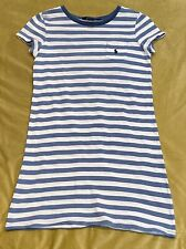 Girls Polo Dress Size 12/14 large