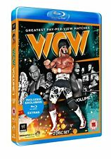 WCW: Greatest PPV Matches - Volume 1 [Blu-ray]