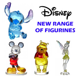 Range of Disney Showcase Collection Facets Figurines Figures Ornaments New Boxed