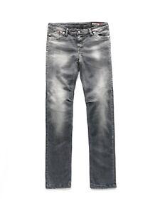 Blauer HT Scarlett Women's Motorcycle Jeans D109 Size 28 *FAST UK DELIVERY*