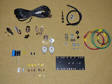 Tweed Champ 5F1 PARTS KIT with Switchcraft, Mallory, Ceramic sockets, DIY kit