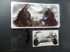 Lot STICKER BATMAN Arkham Knight  neuf sous cello pour Pad et Apple autocollant