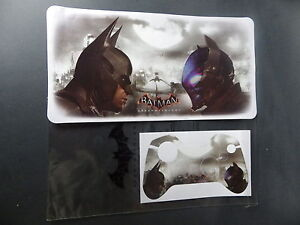 Lot Sticker Batman Arkham Knight New Under Cello For Pad And Apple Sticker