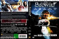 DVD - leggenda della BEOWULF - Ray WINSTONE/Anthony HOPKINS 110 min (2007)