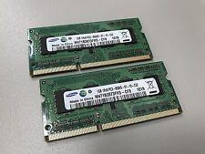SAMSUNG 2 GB M471B2873FHS-CF8 PC3-8500 DDR3 1066 MHz Laptop RAM Modulo Di Memoria