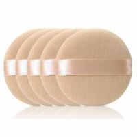 5PCS Soft  Facial Beauty Sponge Powder Puff Pads Face Foundation Cosmetic Tool