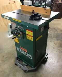 Wood Shop Machinery - Bridgewood Shaper