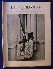 ILLUSTRAZIONE ITALIANA - N. 26/ 1923 - V° ANNIV. BATTAGLIA DEL PIAVE