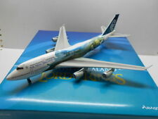 1/400 DW AIR NEW ZEALAND B747-400 THE LORD OF THE RINGS ZK-SUJ