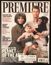 Premiere Jul 2001 Mark Wahlberg Cover
