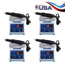 New Listing4 Set Dental Lab Marathon Micromotor N3 Micro Motor Polishing Amp35k Rpm Handpiece