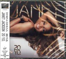 JANET JACKSON-20 Y.O.-JAPAN CD Ltd/Ed C68