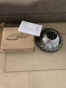 New Pampered Chef Stainless Steamer 2892 Discontinued Opened Box
