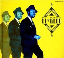 El Rego & the Commandos (Sealed CD) Daptone Funk Soul
