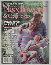 Better Homes and Gardens Creative Ideas 100's of Needlework & Craft Ideas