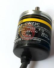 1pcs New Omron Plc Rotary Encoder E6a2 Cwz3c 500pr E6a2cwz3c