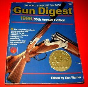 Gun Digest 1996 50th  Annual Edition