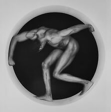 Robert Mapplethorpe Kunstdruck Photo Poster Art 48x56cm Thomas 1987 Male Nude SW