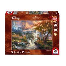 Schmidt Spiele 59486 Thomas Kinkade Disney-bambi Jigsaw Puzzle Multi-colour