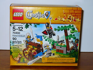 NEW LEGO 70400 sealed box building toy lion knight red dragon soldier treasure