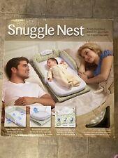 Baby Delight Snuggle Nest Portable Infant Sleeper/ Travel Bed&bassinet 0-4 Month