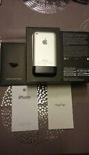 iphone 2G A1203 V1 edge première génération 1st gen 8 go + boîte correspondante