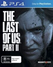 BRAND NEW & SEALED The Last of Us Part 2 II (Sony PlayStation 4, 2020) PS4 Game