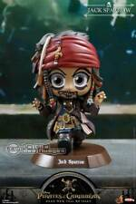 Hot Toys Pirates of the Caribbean COSB372 Jack Sparrow Cosbaby (S) Bobble-Head