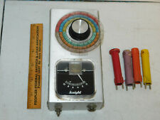 Allied Knight model G-30 Grid Dip Meter Electronic Instrument